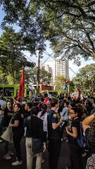 #14J Greve Geral • 14/06/2019 • Foz do Iguaçu (PR) (midianinja) Tags: grevegeral14j 14j grevegeral grevepelobrasil sextatemgreve greve14j obrasilvaiparar greve naoareformadaprevidencia reformadaprevidencia brasil brazil vaza jato mídia ninja