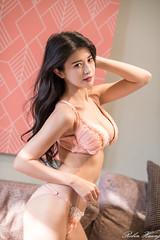 DSC_9829 (Robin Huang 35) Tags: 中山區 臺北市 中華民國 林珈伊 femi 01 辦公室 內衣 underwear 旅拍 人像 portrait lady girl nikon d850
