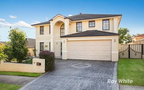 12 Cayden Av, Kellyville NSW 2155