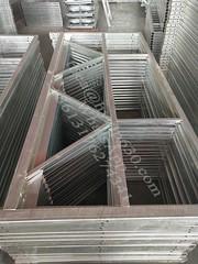 The Parts of Galvanized Suspended Platform.💸💵 Contact us: WhatsApp +8613176274341 #galvanized #suspendedplatform #steel #scaffolding #andamios (1678085711) Tags: steel scaffolding andamios suspendedplatform galvanized