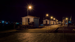 untitled (ChrisRSouthland (mostly off, traveling & working)) Tags: bluff harbour harbor nikond800 night nightphotography nightshooting longexposure colour color