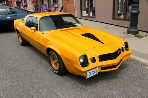 1978 Camaro Z28 coupe - a photo on Flickriver