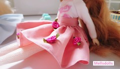 Neo Bythe Ten Happy Memories and Darling Diva (mellsdolls) Tags: neo bythe ten happy memories darling diva neoblythe tenhappymemories darlingdiva diyblythedolldress blythedolldressmaking