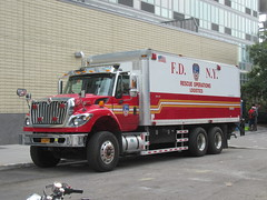 FDNY International Workstar
