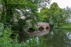 Avon Bridge (nicklucas2) Tags: landscape avon river ringwood hampshire bridge