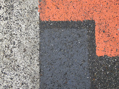 Labyrinth (vavan) Tags: abstractphotography abstract asphalt ground line