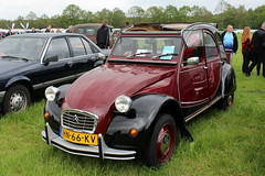 1982 Citroën 2CV6 (Davydutchy) Tags: hoornsterzwaag fryslân friesland frisia frise nederland niederlande netherlands paysbas holland oldtimer evenement meeting show youngtimer classic klassiker klassiek veterán car auto automobiel automobile vehicle voiture pkw avto bil citroën 2cv 2cv6 6 eend ente deuxchevaux france french may 2019