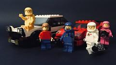 LEGO 80s (Rus Brick) Tags: f 40 toyota ae 86 ferrari lego