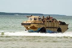 Amphibious beach landing at Kallaste Beach, Estonia, BALTOPS 2019 (CNE CNA C6F) Tags: navy sailors sanfernando mountwhitney usn nato armadaespañola spanishnavy ussmountwhitney c2f baltops lcc20 snmg1 useucom infanteríademarina balticoperations spanishmarines terciodearmada readyforces usnavyeurope wearenato baltops2019 valientesportierraypormar 47yearsstrong germany estonia ussfortmchenry lsd43 polishnavy estoniannavy ussfortmchenrylsd43 22ndmarineexpeditionaryunit navalforceseuropeafrica commanderunitedkingdommaritimeforces navalbasekieltirpitzhafen kallastebeach