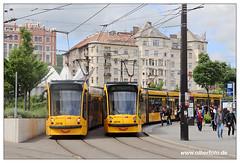 Tram Budapest - 2019-24 (olherfoto) Tags: tram tramcar tramway strasenbahn villamos budapest bkv combino ungarn hungary