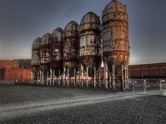 20190615-03 (tpeters2600) Tags: flickrfriday lightpainting bellingham washington iphone8 industrial landscape photomatix hdr