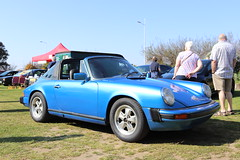 Porsche 911 S HHK779GP (Andrew 2.8i) Tags: classics meet show cars car classic weston westonsupermare german sports sportscar targa coupe s 911 911s porsche