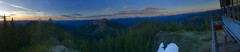 Dusk Over The Cascades (mnt_goat_76) Tags: wild nature oregon northwest backpacking clackamas tower fire lookout jefferson ilovenature hood mountains beauty forests panorama landscape dusk outdoor pacific cascades