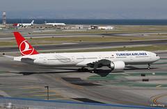 Turkish 777-300ER TC-LJJ (bswang) Tags: sfo b77w tcljj thy