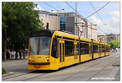 Tram Budapest - 2019-23 (olherfoto) Tags: tram tramcar tramway strasenbahn villamos budapest bkv combino ungarn hungary