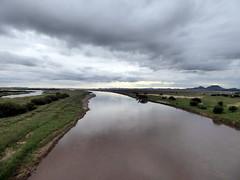 Orange River (Proteus_XYZ) Tags: southafrica freestate karoo venterstad bethulie orangeriver henniesteynbridge roadandrailwaybridge