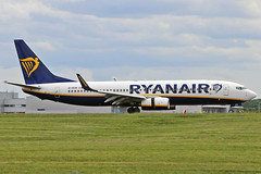 EI-DCW Boeing 737-8AS Ryanair STN 09-06-19 (PlanecrazyUK) Tags: egss londonstansted stn stanstedairport londonstanstedairport eidcw boeing7378as ryanair 090619