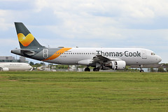 YL-LCS Airbus A.320-214 SmartLynx Thomas Cook Airlines STN 09-06-19 (PlanecrazyUK) Tags: egss londonstansted stn stanstedairport londonstanstedairport yllcs airbusa320214 smartlynx thomascookairlines 090619