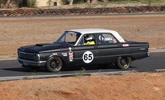 Ford Falcon XP (Runabout63) Tags: ford falcon xp mallala