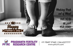 PFRC Fathers-day (Prashanth Fertility Hospital) Tags: