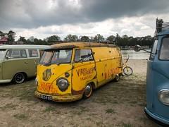 DZ-59-80 Volkswagen Transporter bestelwagen 1960 (Wouter Duijndam) Tags: dz5980 volkswagen transporter bestelwagen 1960