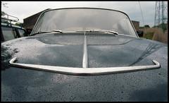 The Face of Tatra (tatraškoda) Tags: analogue 35mm film nikon f5 kodak ektar salt coldwar tatra 603 czechoslovakia rearengine v8 classic oldtimer car voiture auto automobile communist socialist