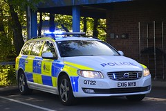 EX16 NYB (S11 AUN) Tags: essex police volvo v70 d4 traffic car anpr rpu roads policing unit 999 emergency vehicle ex16nyb