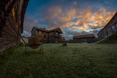 Old house (Sareni_85) Tags: norway norge nature oldcottage nikond610 nikon samyang12mm woodenhouse sky beatifulsky landscape clouds impressedbeauty flickrlovers flickrdiamond