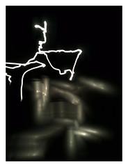 Abstract Photo Art (Armin Fuchs) Tags: arminfuchs abstractphotoart abstract moonlight darkness light signs art
