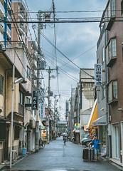 Simple (aludatan) Tags: street city cityscape amateur amateurphotography strretphotography photography cityphotography travel japan osaka kuromon 街 街景 日本 日本文化 大坂 撮影 旅行 観光 関西 insipredbylove