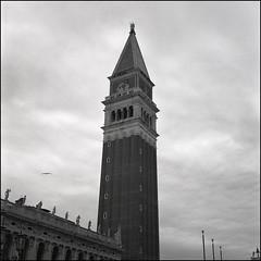 Venice, San Marco (Koprek) Tags: rolleiflex28f film analog ilfordhp5 venice san marco may 2019
