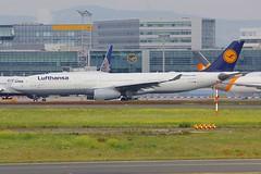 A330 D-AIKQ Frankfurt 19.05.19 (jonf45 - 5 million views -Thank you) Tags: airliner civil aircraft jet plane flight aviation frankfurt am main international airport eddf germany a330 lufthansa airbus a330343e daikq