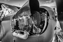 Saunton D-Day 2019 (Adam Sibbald) Tags: dday saunton north devon aircraft memorial 75th anniversary nikon d850 rolls royce rollsroyce engine