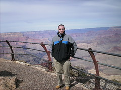 Img0453 (rugby#9) Tags: grandcanyon cloud clouds sky rocks gorge arizona usa us america coat boots jacket