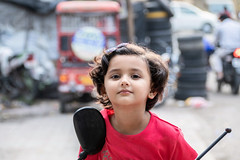 Let me drive! (aimanraza) Tags: childrenportrait bokeh manualexposure street