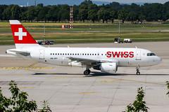 HB-IPT (PlanePixNase) Tags: aircraft airport planespotting haj eddv hannover langenhagen swiss airbus 319 a319