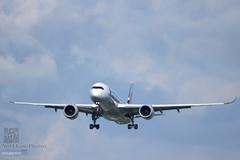 Finnair Airbus A350 OH-LWF (PeepeT) Tags: turkuairshow eftu tku turunlentoasema turkuairfield lentonäytös airshow airplane lentokone finnair airbuaa350