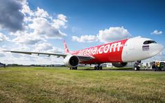 PAS19 | Thai AirAsiaX Airbus A330-900 neo | F-WWYG (Timothée Savouré) Tags: hsxja thai air asia airbus a330 a330900 a330neo a330900neo neo paris le bourget show salon 2019 fwwyg airasiax