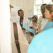 UNICEF Luxemburg and UNICEF Ethiopia visit Hinale Health Post at Hinale kebele, Aysaita woreda , Afar Region.