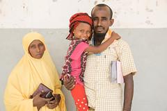 Medina Ali, 6, with her parents at Assayita Hospital. (UNICEF Ethiopia) Tags: advocacyworkpartners fgm gender health unicef unicefadvocates unicefatwork unicefevent unicefpartner unicefpartners adolescence childandhumanrights childcare childhealth communities female girl ocommunities osocialproblems