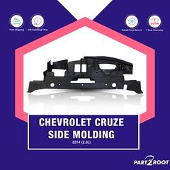 PartzRoot-Side-Molding (partzroot) Tags: partzroot side molding chevrolet cruze