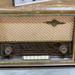 Altes Normende Transita DAB Radio im Retrostyle