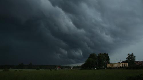 Storm is coming ©  Егор Журавлёв
