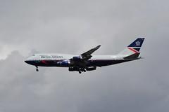 British Airways Boeing 747-436, G-BNLY (Lukas Gwynne) Tags: british airways air ways ba ba218 denver london heathrow boeing 747 747436 landor retro livery 27r gbnly