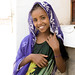 Sabriya Ahmed, 11, 5th grade, came to Megale with her father when she was 2 years old. Her father didn't believe in FGM at the moment therefore she was not circumcised.