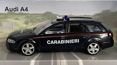 Mondo Motors - Audi A4 Estate - Carabinieri / Italian Police - Miniature Diecast Metal Scale Model Emergency Services Vehicle (firehouse.ie) Tags: italia toys toy miniatures miniature models model metal lawenforcement emergency polizeiwagen polizeiauto polizei polizia politie politi polis policja policia police italian italy carabinieri coches coche cop cops cars car automobiles automobile l'auto autos a4s a4 audia4's audia4 audis audi