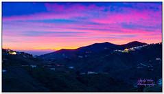 Sunset1 (blazingsun2011) Tags: andalucia competa spain sunset tejarojo