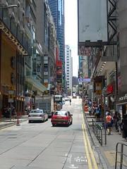 201905224 Hong Kong Central (taigatrommelchen) Tags: 20190522 china hongkong central urban city building street taxi cab