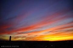 A famous sunset (MJ Junco) Tags: sevilla seville spain españa puestadesol sunset colors colours colores lassetas metropolparasol aljarafe torrepelli torresevilla
