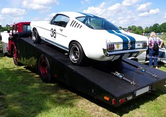 Ford C600 ramp deck truck + 1965 Shelby G.T.350 R clone (Toytone) Tags: ford c600 ramp deck truck 1965 shelby gt 350 r clone